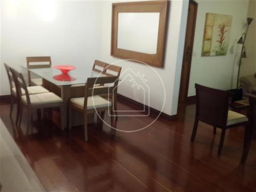 apartamento - ref: 755760