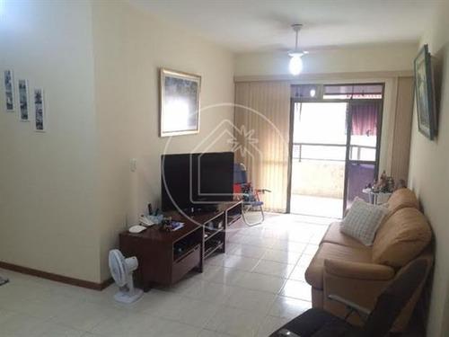 apartamento - ref: 756650