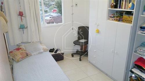 apartamento - ref: 759903