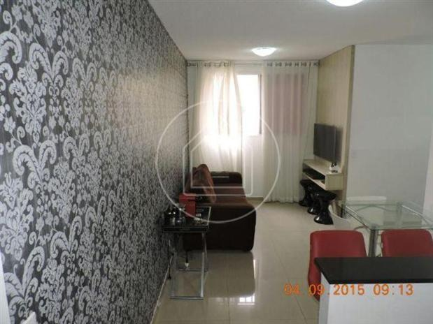 apartamento - ref: 761991