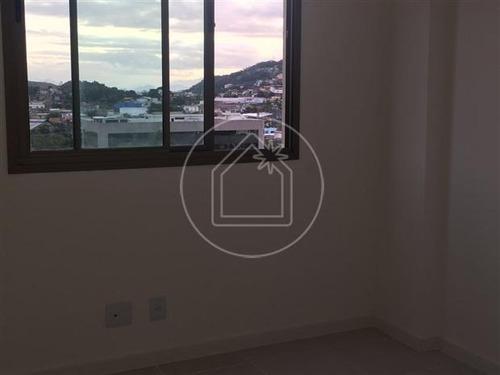 apartamento - ref: 763037