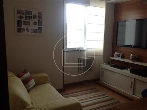 apartamento - ref: 771242
