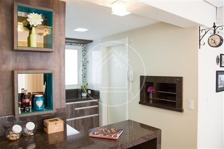 apartamento - ref: 772873