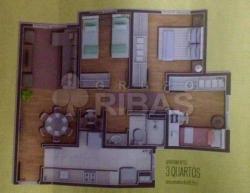 apartamento - ref: 7783