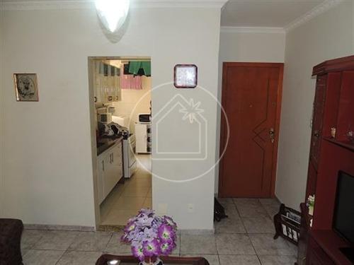 apartamento - ref: 782885