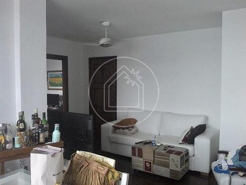 apartamento - ref: 782983