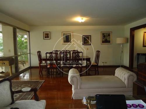 apartamento - ref: 798598