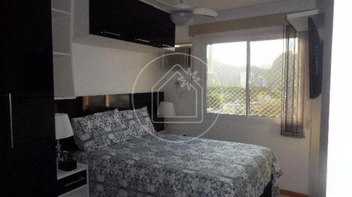 apartamento - ref: 800533