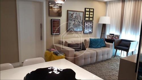 apartamento - ref: 801214