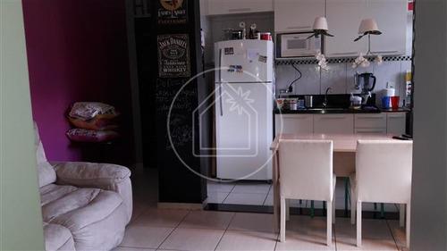 apartamento - ref: 801486