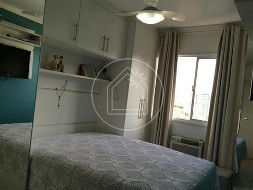 apartamento - ref: 801677