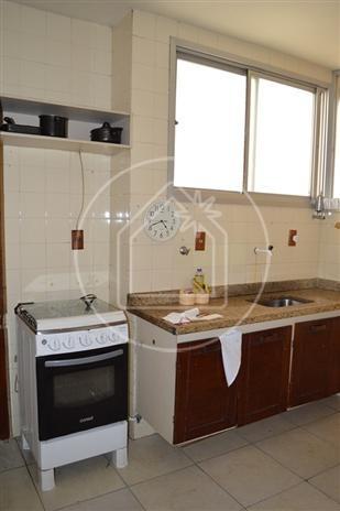 apartamento - ref: 802639