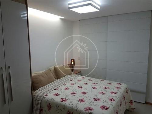 apartamento - ref: 802917