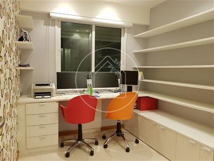 apartamento - ref: 804013