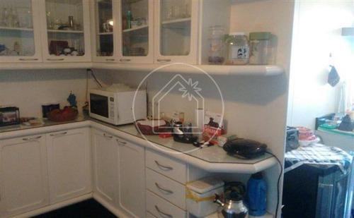 apartamento - ref: 804106