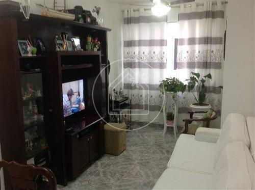 apartamento - ref: 804381