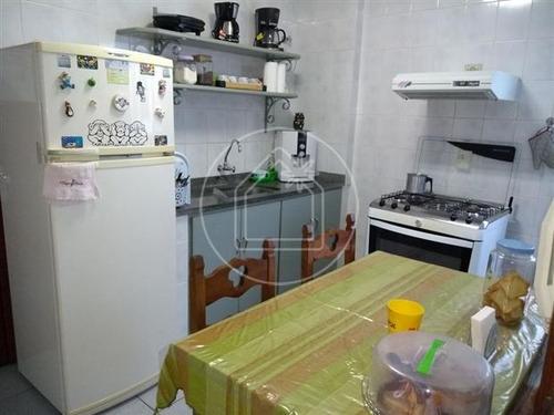 apartamento - ref: 805148