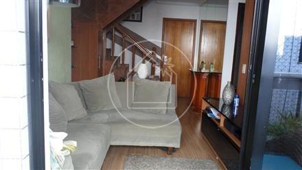 apartamento - ref: 805182
