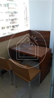 apartamento - ref: 805580