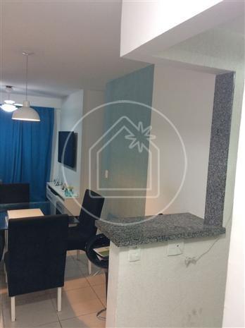 apartamento - ref: 805994