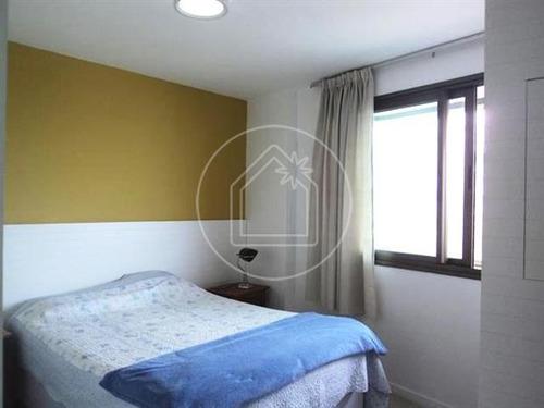apartamento - ref: 807281