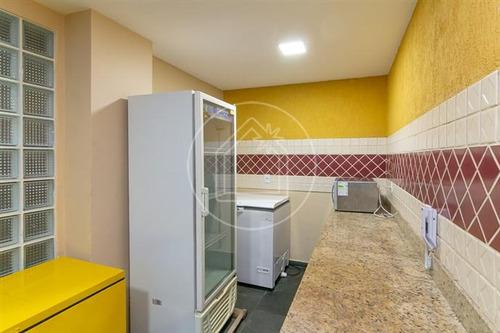 apartamento - ref: 809060