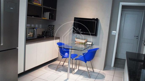 apartamento - ref: 809372