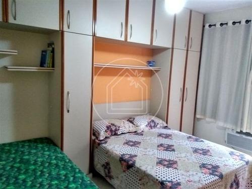 apartamento - ref: 810867