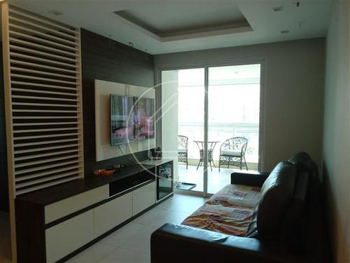 apartamento - ref: 813727