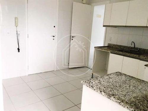 apartamento - ref: 814605