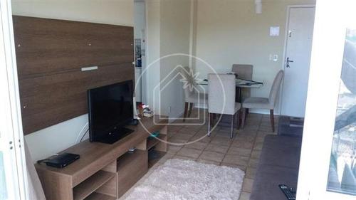 apartamento - ref: 815327