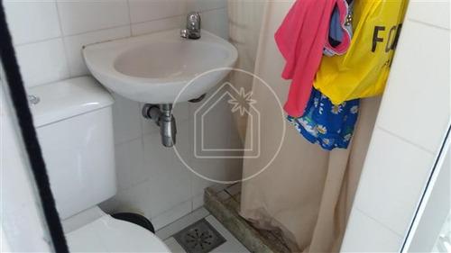 apartamento - ref: 815464