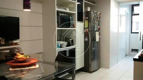 apartamento - ref: 815654