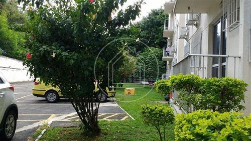 apartamento - ref: 817043