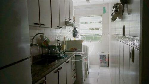 apartamento - ref: 818246