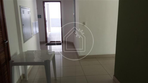 apartamento - ref: 818441