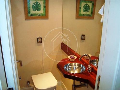apartamento - ref: 818569