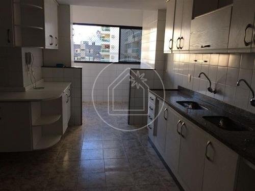 apartamento - ref: 818610