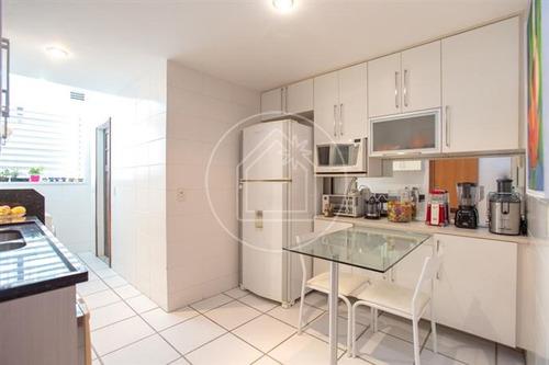 apartamento - ref: 821209
