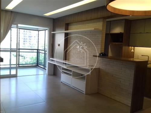 apartamento - ref: 821305