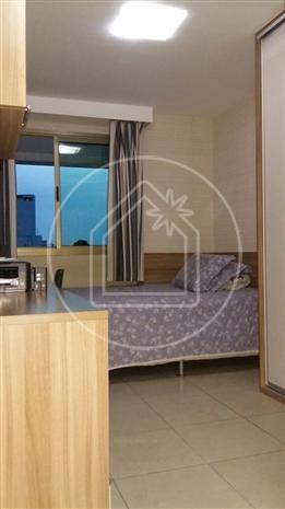 apartamento - ref: 821500