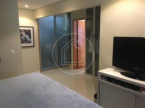 apartamento - ref: 821636