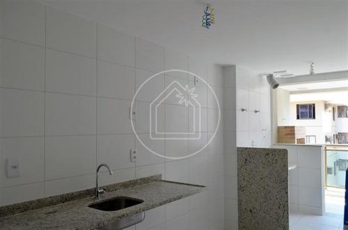 apartamento - ref: 821656