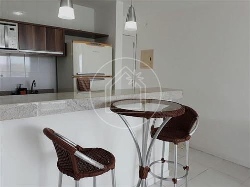 apartamento - ref: 821955