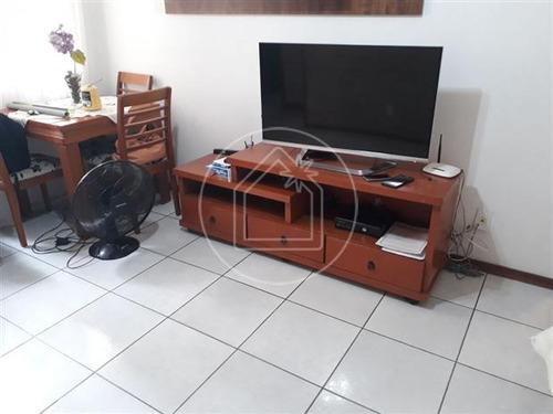 apartamento - ref: 822174