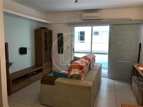 apartamento - ref: 822225