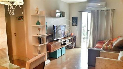 apartamento - ref: 822697