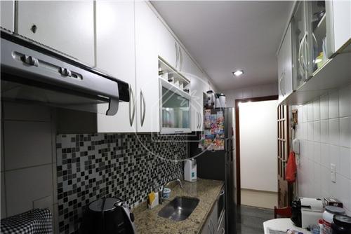 apartamento - ref: 822776