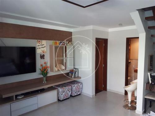 apartamento - ref: 823128
