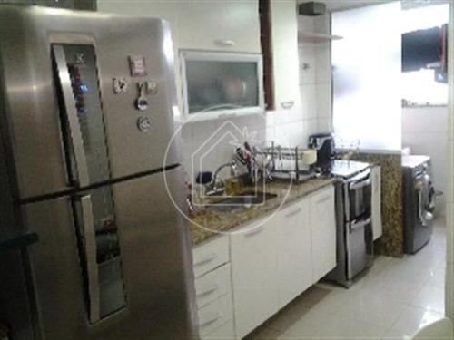 apartamento - ref: 823143